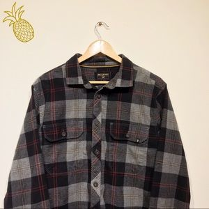 Billabong® Grayson Woven Flannel Shirt